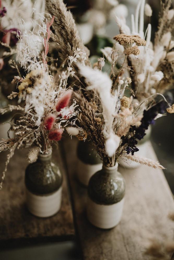 vitrine fleurs séchées par samantha guillon photographe artisans et entreprises à clamart